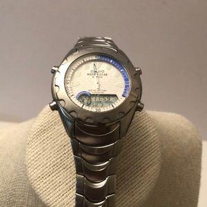 Casio Men's marine gear watch